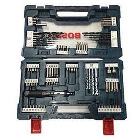 Conjunto de Ferramentas Bosch V-Line com 91 peças | BOSCH