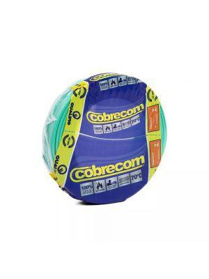 Rl Fio Flex 4,0Mm Vd Cobrecom
