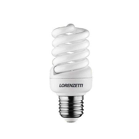 LAMPADA ESPIRAL 15W 127V LORENZETTI