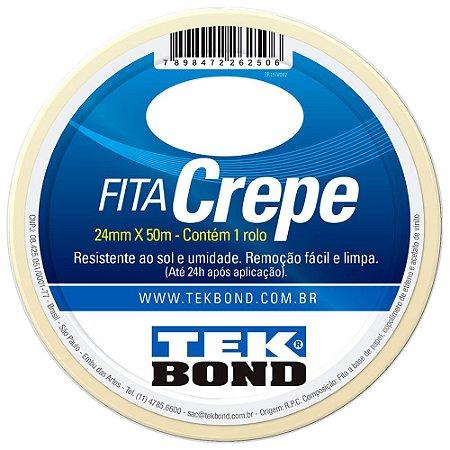 FITA CREPE 24MMX50M   TEKBOND