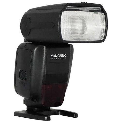 Flash Speedlite Yn600ex-rt II Para Canon + Soft Box Difusor + Filtro de Cores - YONGNUO
