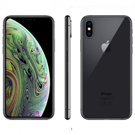 iPhone XS 256GB 4G iOS 12 Tela 5.8 - Câm. 12MP - APPLE