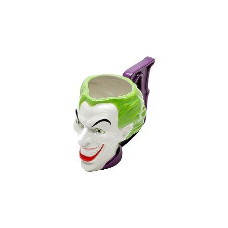 Caneca Porcelana 3D Coringa