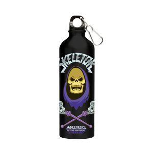 Garrafa Squeeze Alumínio Esqueleto - 750 ml