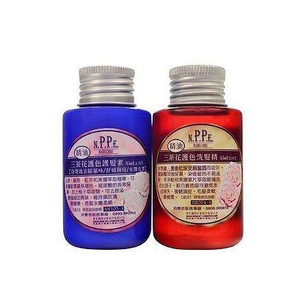 Camellia Travel Set Shampoo 65mL + Conditioner 65mL