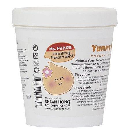 Yummy Hair Healing Treatment (Ms. Peach) Cabelos Secos 250mL