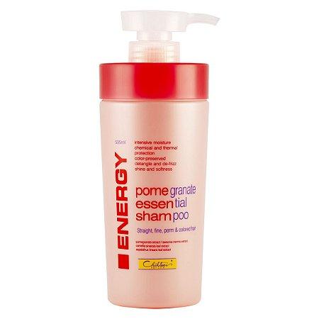 Chihtsai Energy Pomegranate Essential Shampoo 535mL (anti-aging)