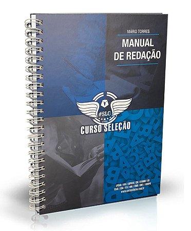 Manual de Redação para Concursos Militares- Prof. Mário Torres