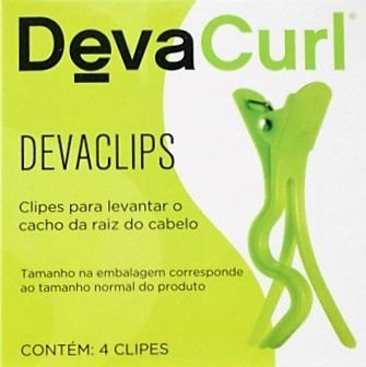 DevaCurl Devaclips - ClipesPara Cabelo