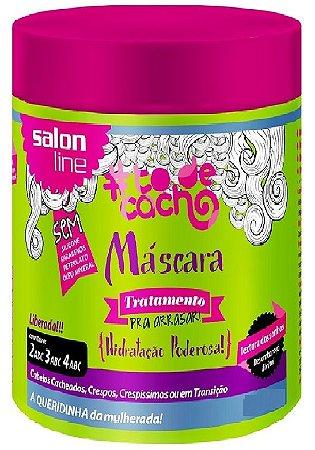 #To de Cacho Máscara de Tratamento - Pra Arrasar No/Low Poo - 1kg