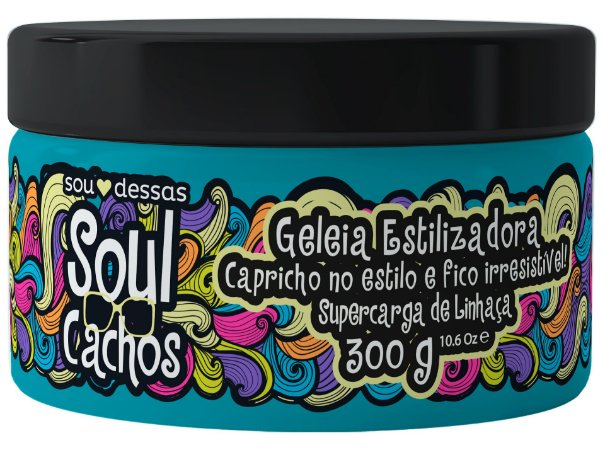 Sou Dessas - Geleia Estilizadora Soul Cachos 300g