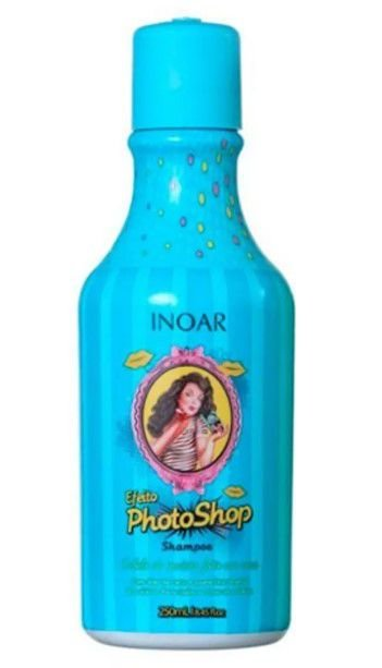 Inoar - Efeito Photoshop Shampoo 250ml