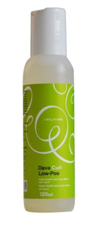 DevaCurl Low Poo Shampoo - 120ml