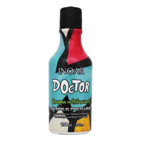 Inoar Doctor - Shampoo Multifuncional - 250ml