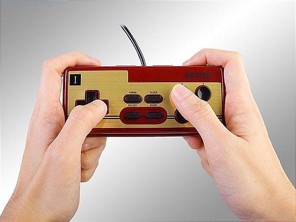 Controle Nintendinho (NES) para PCs