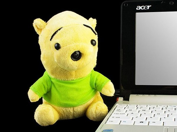 Webcam urso de pelúcia Little Bear