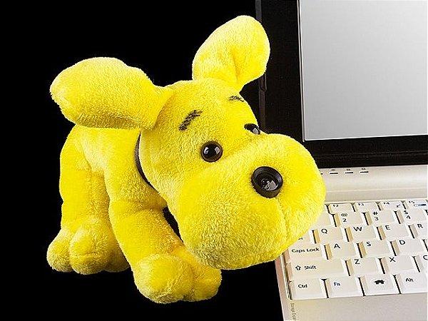 Webcam cachorro de pelúcia Little Dog