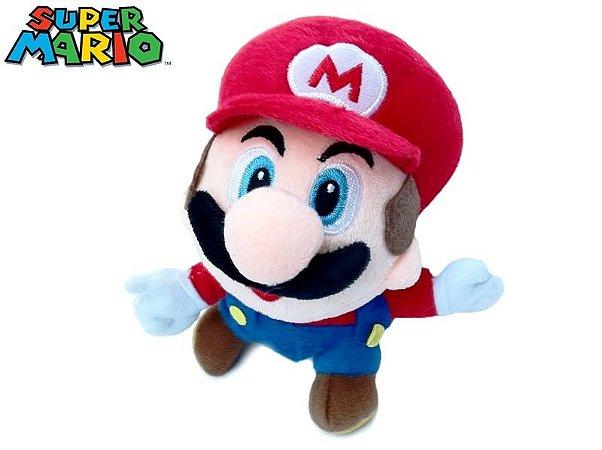 Super Mario de Pelúcia