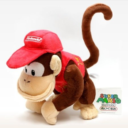 Diddy Kong de Pelúcia