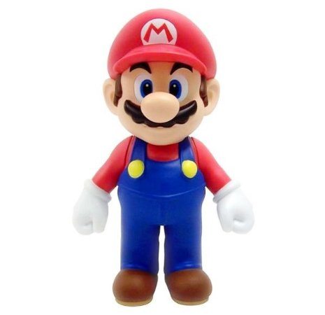 Action Figure Super Mario
