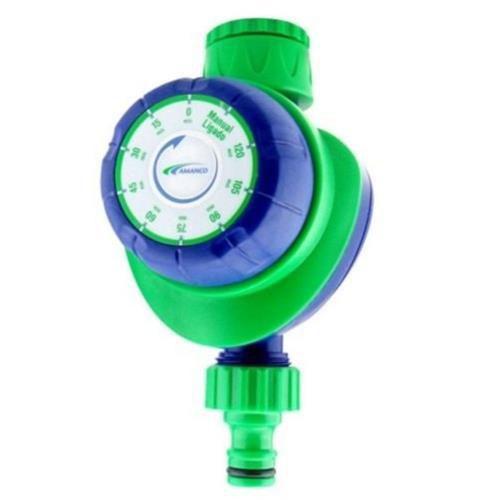 Temporizador Manual para Irrigação Timer até 2 horas Amanco