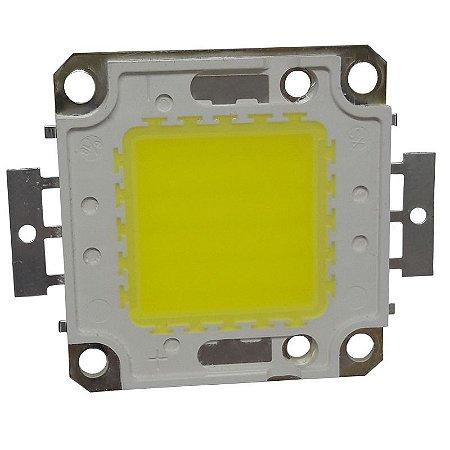Chip led 50w para reposição de refletor branco frio e quente