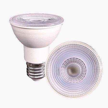 Lâmpada Led Par20 6.5W E27 Branco Frio e Quente Inmetro