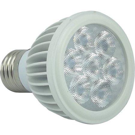 Lâmpada Led Par20 7w E27 Branco Frio e Quente 110-220v