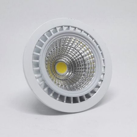Lâmpada Led Ar70 7w Cob Branco Quente e Frio Gu10 110-220v