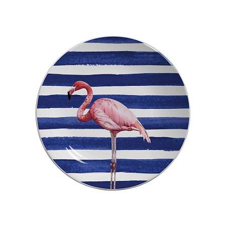 Prato P Flamingo - 20 cm (2 unidades)