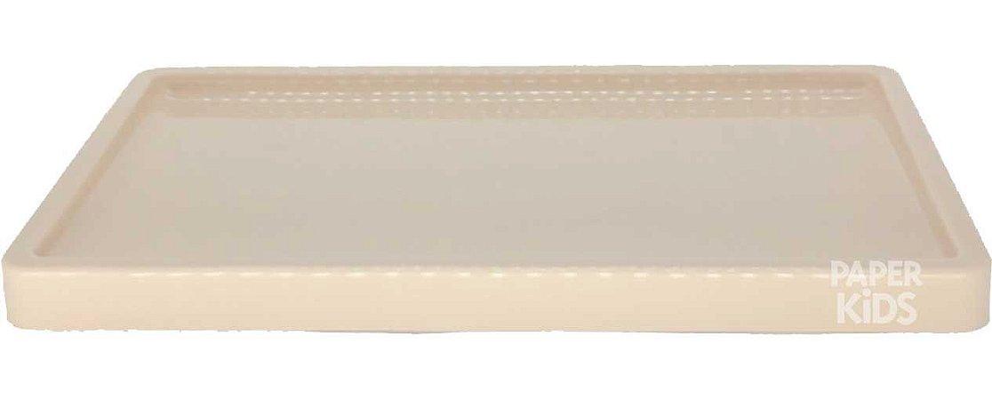 Bandeja para doces - cor Nude/Blush (30x18x2cm)