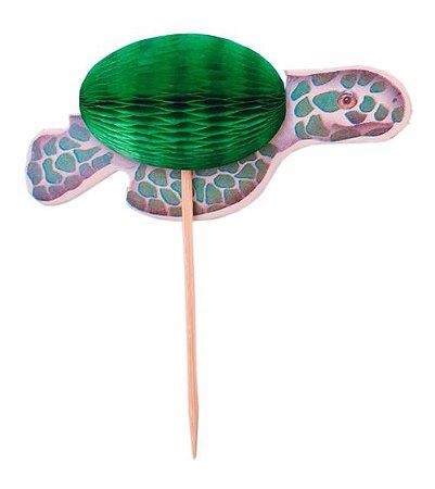 Pick 3D - Tartaruga (6 un)