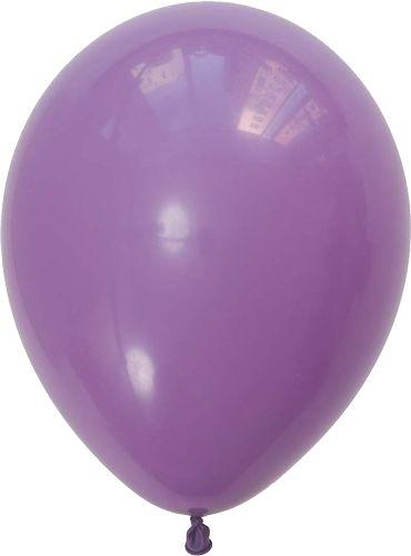 """Balão 11"""" látex - Lilás (unidade)"""