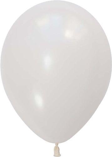 """Balão 11"""" látex - Branco (unidade)"""