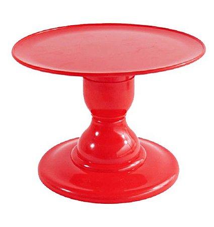 Boleira Vermelha - (13.5 cm h x 22cm)