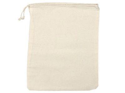 Saquinho de algodão cru - sem personalização