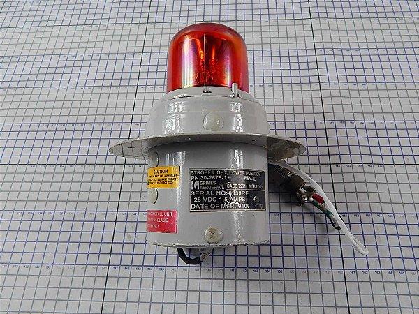 STROB LIGHT ANTICOLISÃO - 30-2676-1