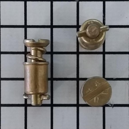 DZUS FENDA DE AÇO - 4002-11