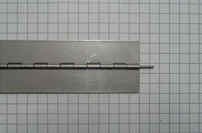 DOBRADIÇA INOX - MS35822-12C