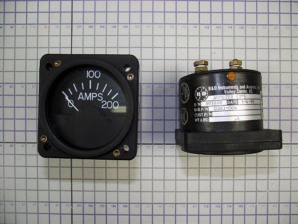 AMPERIMETRO - 0303-004