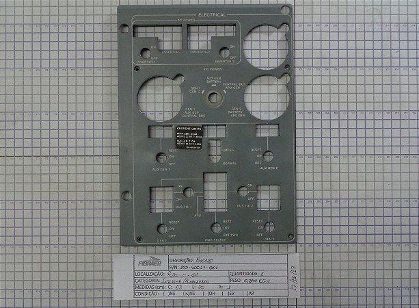 PLACARD - 120-40027-001