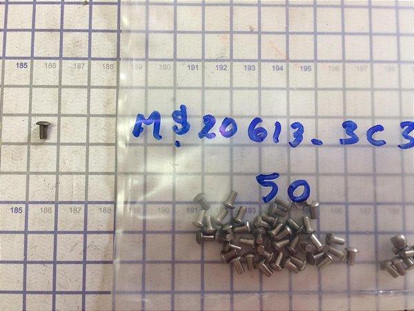 REBITE INOX BOLEADO - MS20613-3C3