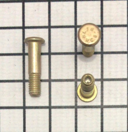 PINO HI-LOCK COM PORCA - HL18PB6- 7