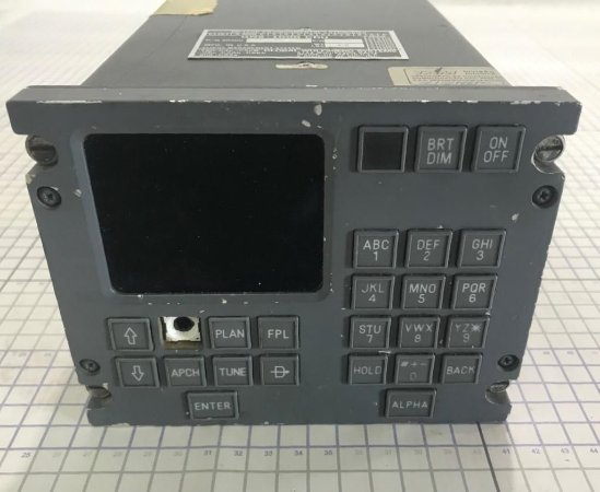 GNS 1000 CDU - 30300-01-01-2