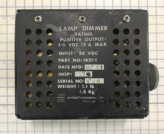 LAMP DIMMER - 1821-1