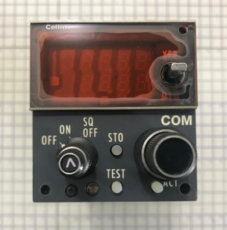 CABINE CONTROL - 622-6520-005