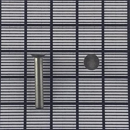 REBITE INOX ESCAREADO - MS20427M4-13