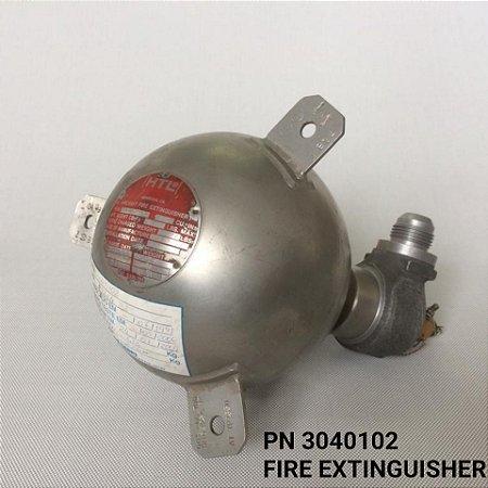 HTL   Fire Extinguisher - 3040110-2