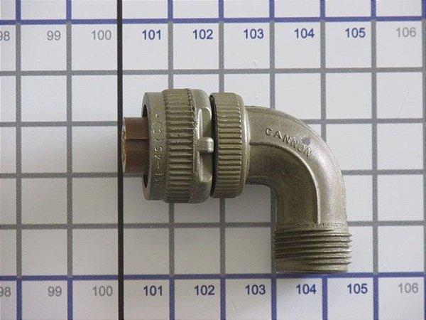 Conector MS3108B105L-4S