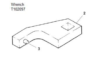 Wrench - T102097